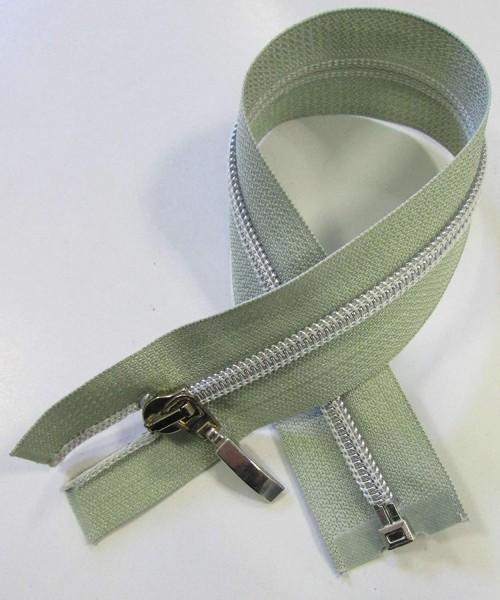 RV grün schilf, 030 cm Kunststoff teilbar Spirale