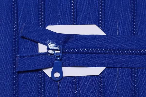 RV blau, 025 cm Kunststoff teilbar Krampe