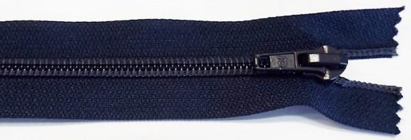 RV blau, 025 cm Kunststoff teilbar Spirale