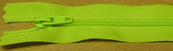 RV grün neon, 022 cm Kunststoff nicht teilbar