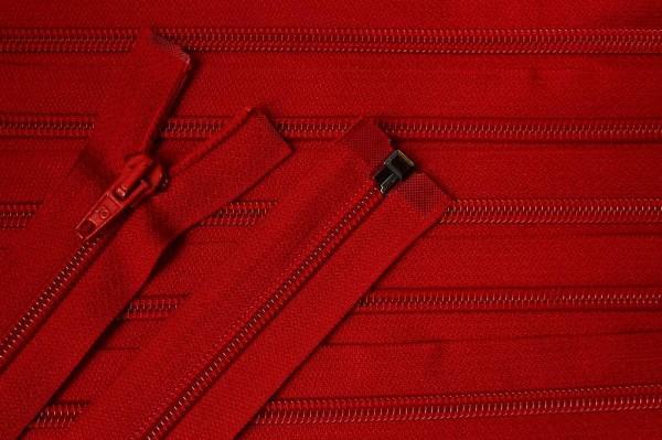 RV rot, 058 cm Kunststoff teilbar Spirale